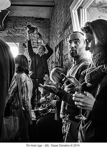 Širi total izgo - [iõ] - Dejan Danailov © 2014.