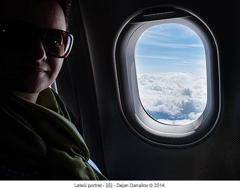 Leteći portret - [iõ] - Dejan Danailov © 2014.